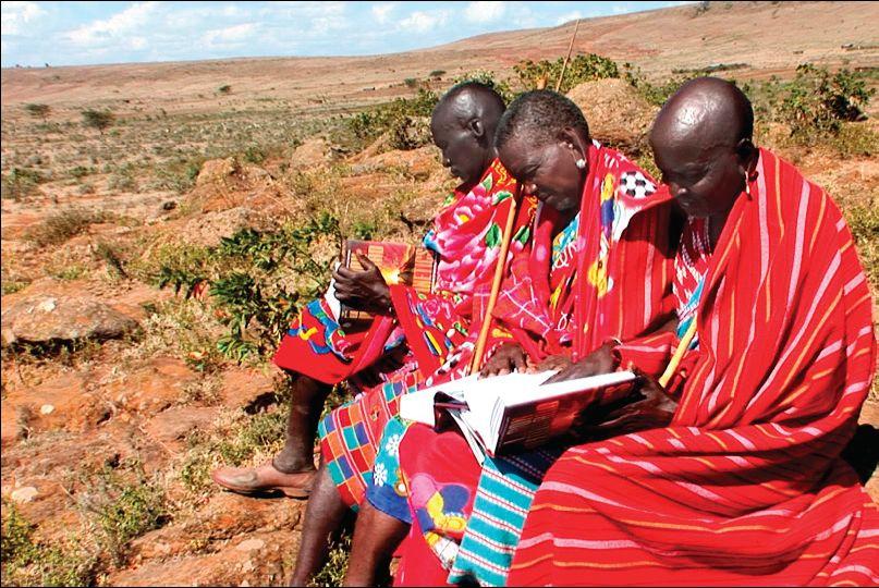 Dianetics in Kenya