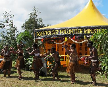 Scientology Volunteer Ministers welcomed to Papua New Guinea